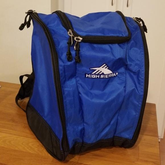 7fd040ea1c Junior High Sierra Trapezoid Boot Bag